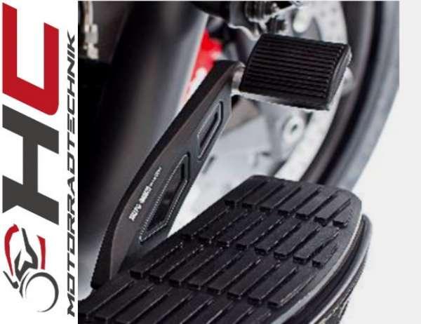 Abdeckung Fußbremshebel Moto Guzzi MGX-21
