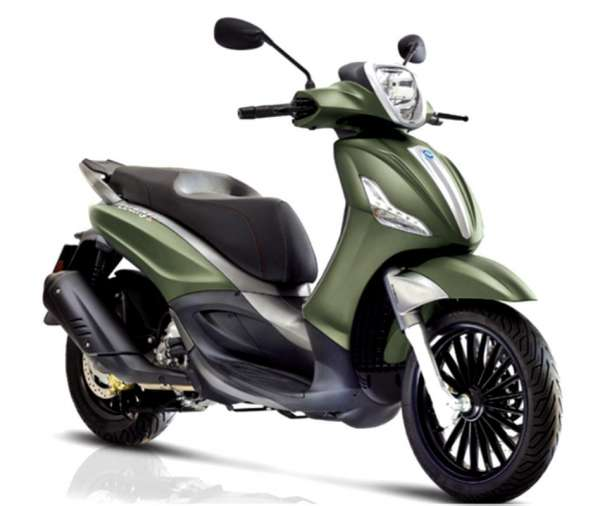 Piaggio Beverly S 300 ABS