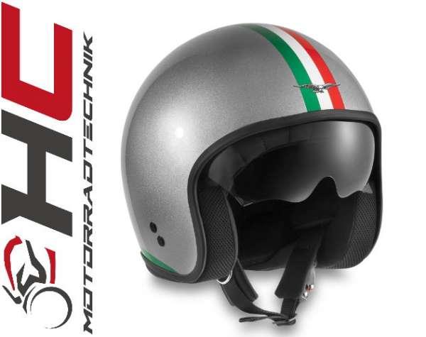 "Moto Guzzi Jet Helm ""Italian Pride"""