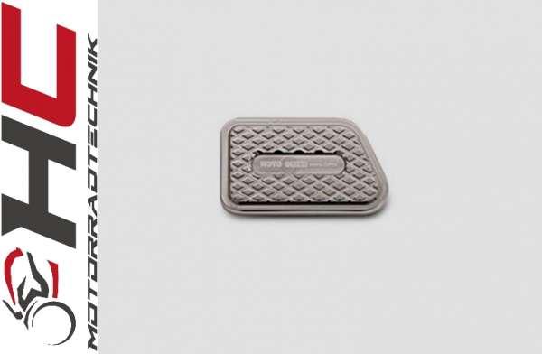"""Abdeckung für Fußbremshebel """"Journey"""" Moto Guzzi Eldorado/California 1400"""