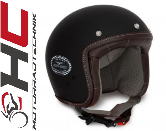 moto guzzi jet helm the clan helme jet moto guzzi. Black Bedroom Furniture Sets. Home Design Ideas