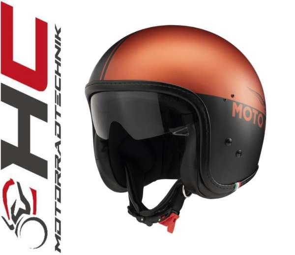 Moto Guzzi Bobber Sport Helm