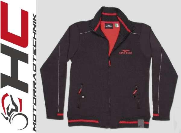 """Moto Guzzi Herren Sweatshirt Jacke """"Classic"""""""