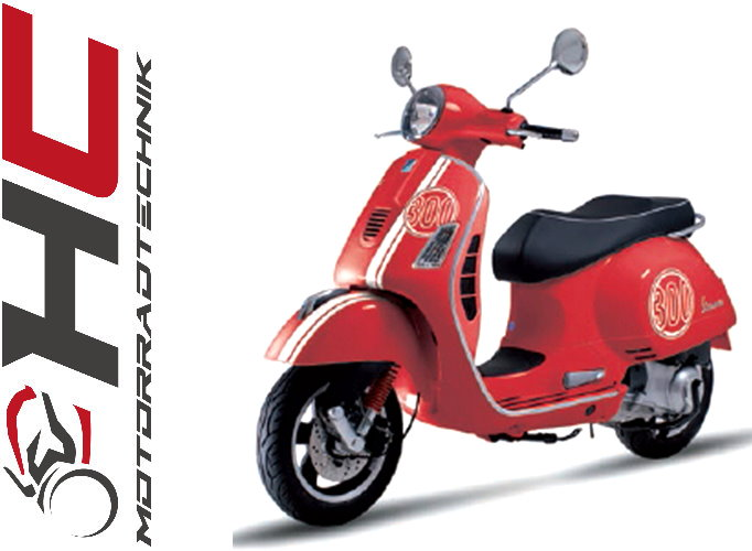 dekorsatz vespa gts 300 gts 300 super gts vespa. Black Bedroom Furniture Sets. Home Design Ideas
