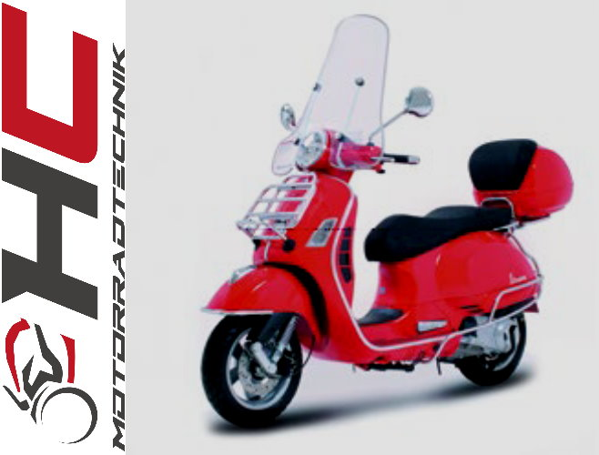 vespa gts chromkit touring komplett gts 300 touring. Black Bedroom Furniture Sets. Home Design Ideas