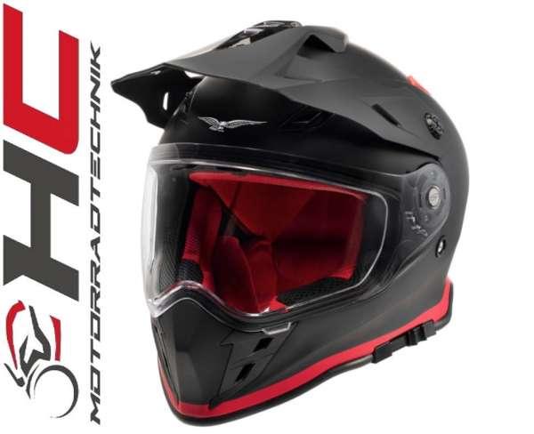 Moto Guzzi Adventure Touring Helm
