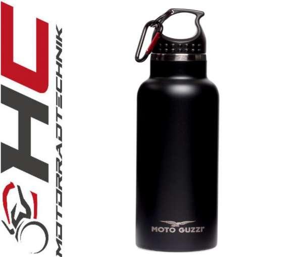 Moto Guzzi Aluminium Wasserflasche
