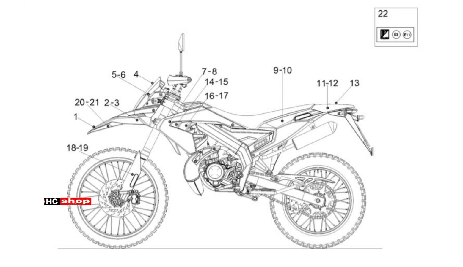 Ttr50 Wiring Diagram Schematics 2003 Yamaha Ttr 125 50 Carburetor And Engine Dt250 Blck0004 Furthermore