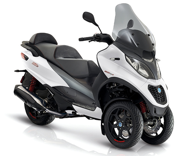 piaggio mp3 500 hpe abs sport mp3 piaggio roller scooter fahrzeuge hc motorradtechnik. Black Bedroom Furniture Sets. Home Design Ideas