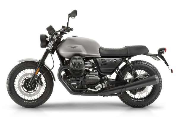Moto Guzzi V7 III Rough