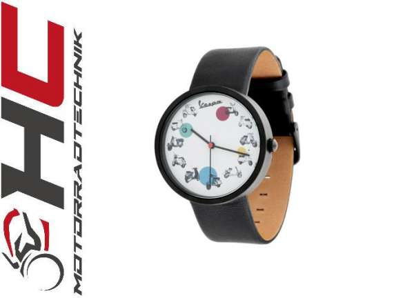 "Vespa Armbanduhr ""70 Jahre Vespa"""