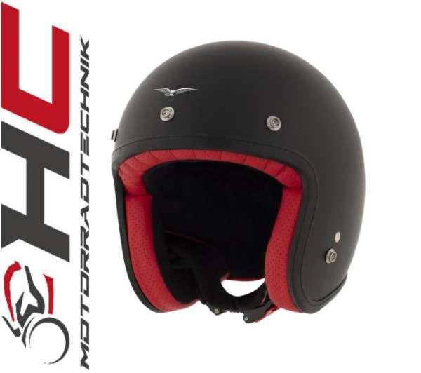"Moto Guzzi Jet-Helm ""The Clan"" 2.0"