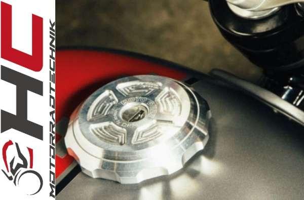 Abschließbarer Tankdeckel Moto Guzzi V9