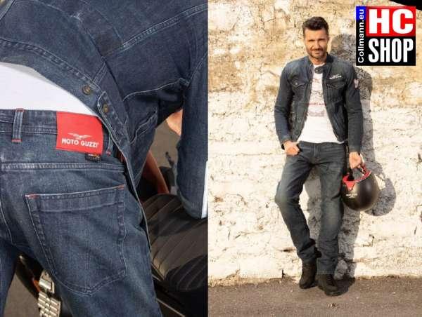 Moto Guzzi Denim Jeans