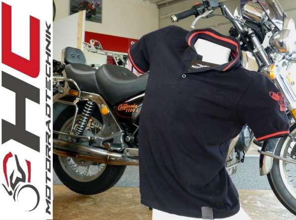 "Moto Guzzi Herren Polo Shirt ""Classic"""