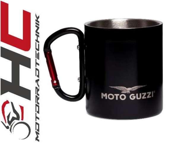Moto Guzzi Aluminium Tasse